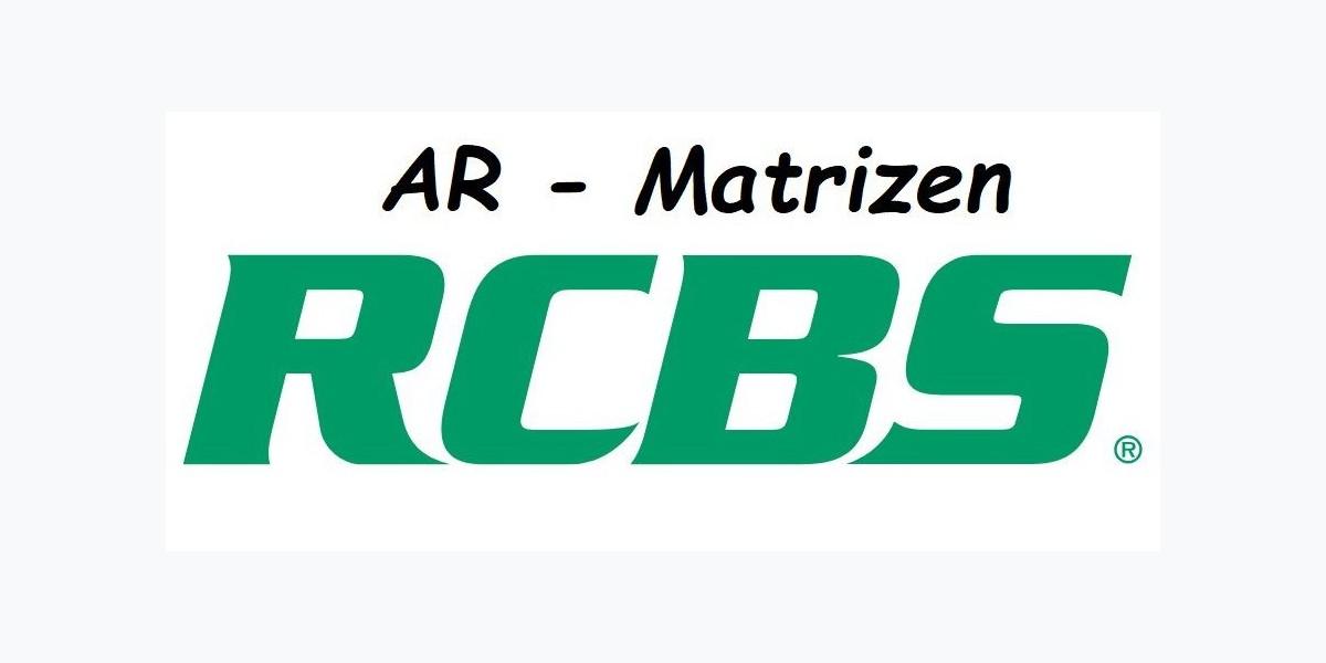 RCBS AR-Matrizen