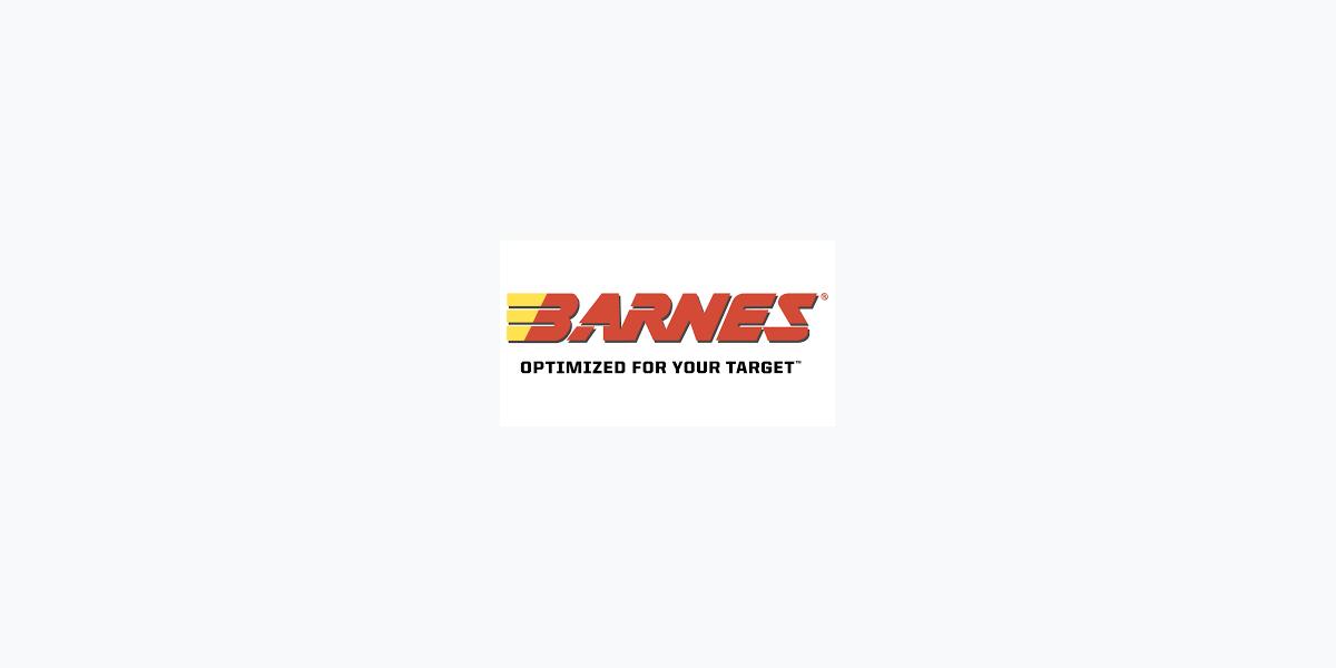 Barnes Langwaffengeschosse