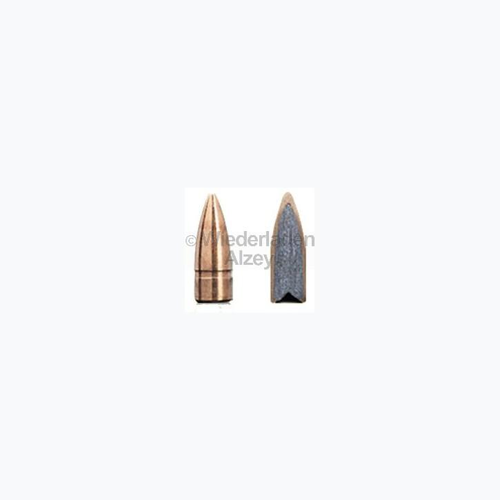 Sako Geschosse, .311, bzw. 7,91 mm, 123 grain / 8,0 Gramm, Speedhead-Full Metall Jacket, Art.-Nr.: 117A