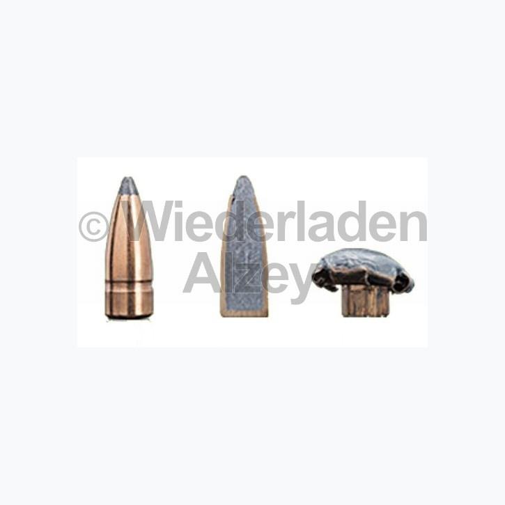 Sako Geschosse, .224, bzw. 5,7 mm, 50 grain / 3,2 Gramm, Gamehead-Softpoint, Art.-Nr.: 106G