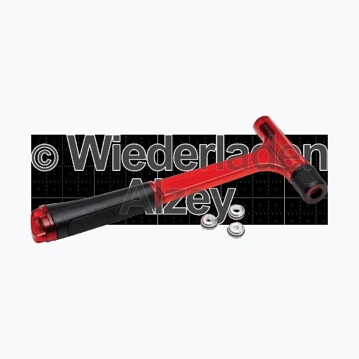 Hornady Entladehammer mit 3 Satz Halteklauen, small, medium und large, Art.-Nr.: 050092
