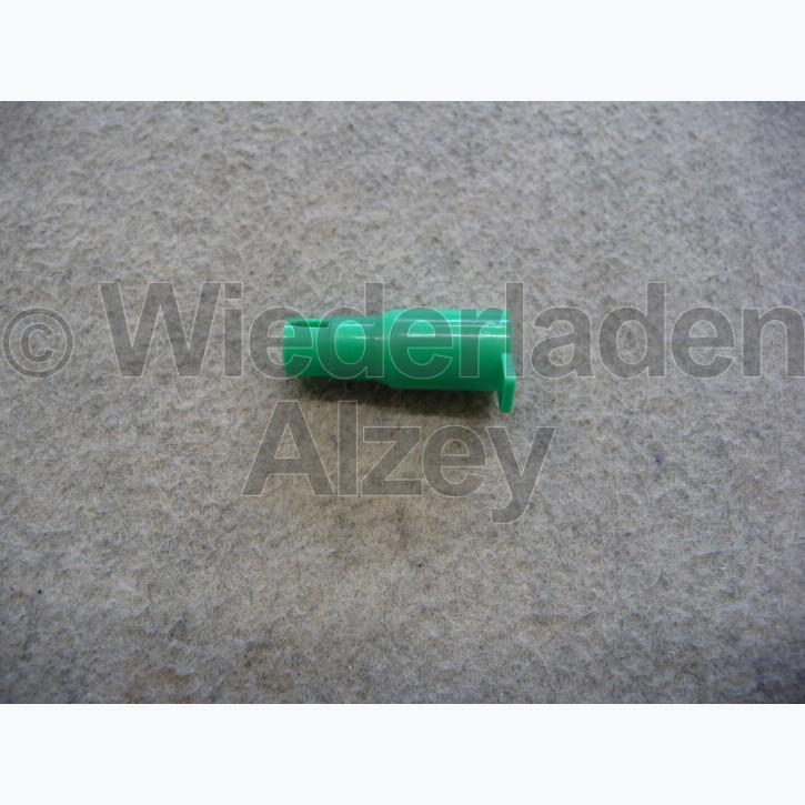 Dillon, Plastikspitze grün, large, für Zündhütchenrohr, Art.-Nr.: 14010
