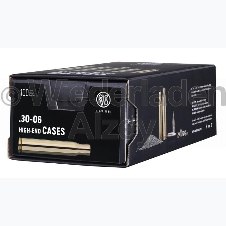 .30-06 RWS Hülsen, neutrale Verpackung