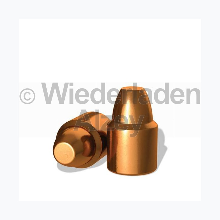 .356, 125 grain, H&N Geschosse, SWC, High Speed