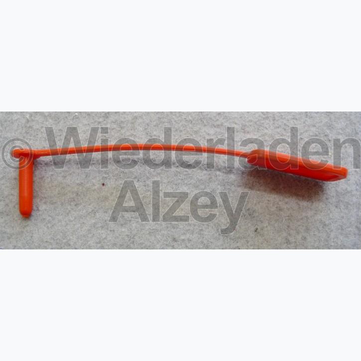 Safety Flags / Ladezustandsanzeige aus Kunststoff für das Kaliber 4,50 mm, Art.-Nr.: 47750450