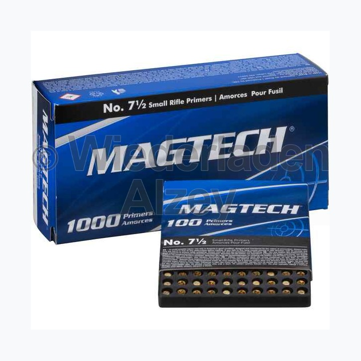 Magtech Zündhütchen, Small Rifle