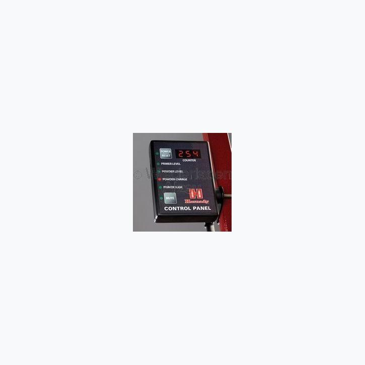 Hornady, Deluxe Control Panel für Lock`n` Load Presse, Art.-Nr.: 044650