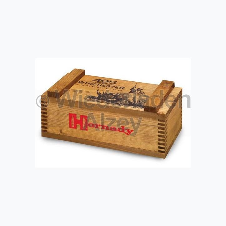 "Hornady Holzkasten ""405 Winchester"", Innenmaße ca. 330 x 158 x 106 mm, Art.-Nr.: 9905"
