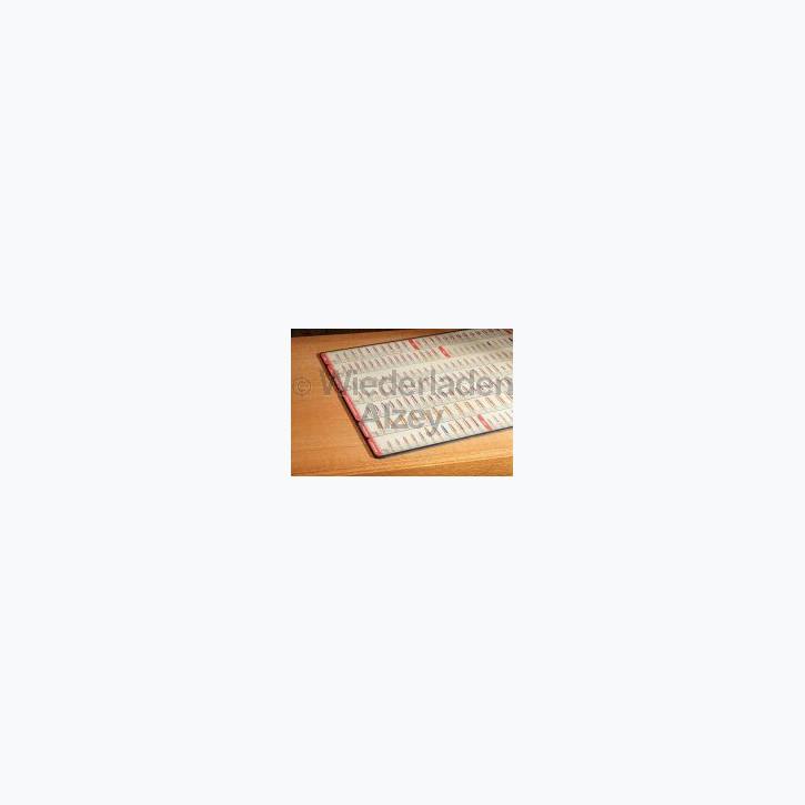 Hornady Schreibtischunterlage, Größe ca. 41 x 51 cm, Art.-Nr.: 99102