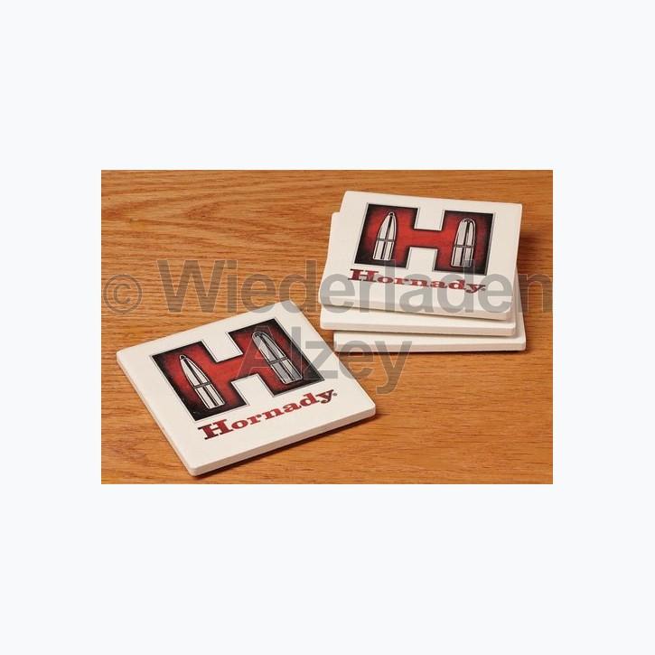 Hornady Untersetzer Set, Unterseite Kork Größe ca. 10,5 x 10,5 cm, Art.-Nr.: 99104