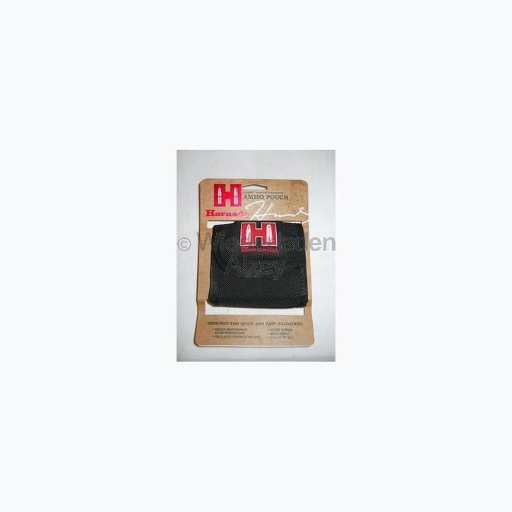 Hornady Patronenetui für 10 Patronen, schwarz, Art.-Nr.: 99115