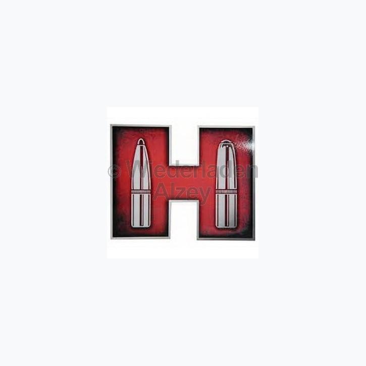 """Hornady, magnetisches Hornady """"H"""", Größe 12,7 x 15,9 cm, Art.-Nr.: 99122"""