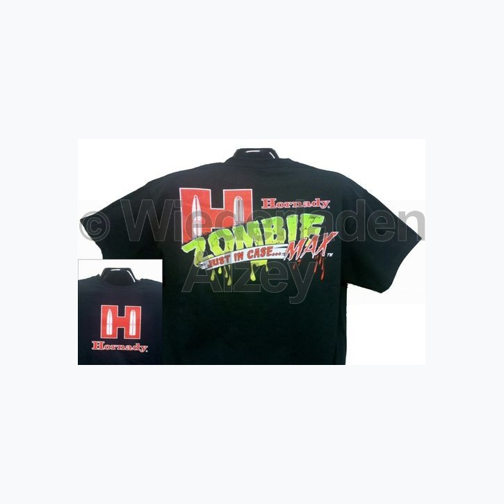 "Hornady  T-Shirt, Young ""Zombie"", Größe MED, Art.-Nr.: 99593M"