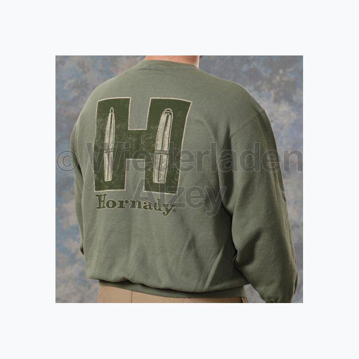 "Hornady Sweatshirt ""Sage & Tan"", Größe M, Art.-Nr.: 99740M"