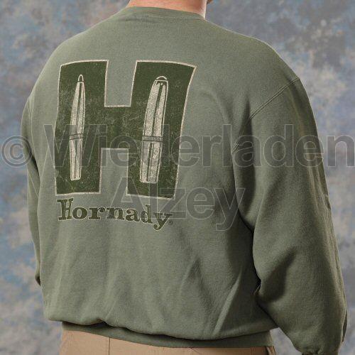 """Hornady Sweatshirt """"Sage & Tan"""", Größe XL, Art.-Nr.: 99740XL"""