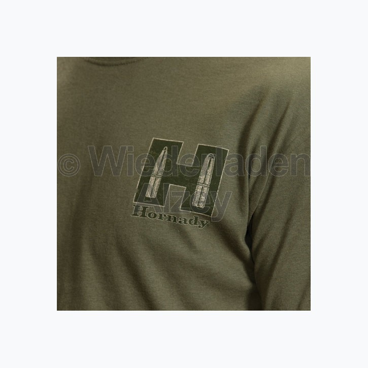"Hornady T-Shirt ""Sage & Tan"", Größe XL, Art.-Nr.: 9974XL"