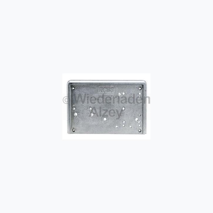 RCBS Montageplatte-3, Art.-Nr.: 09282