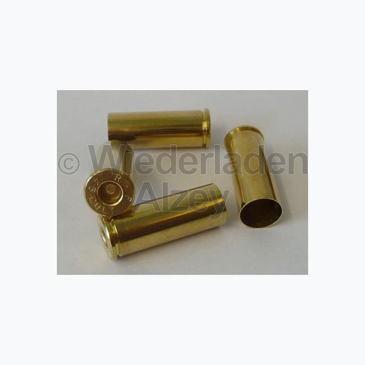 .45 Colt, Pistol & Revolver Brass, Remington Hülsen