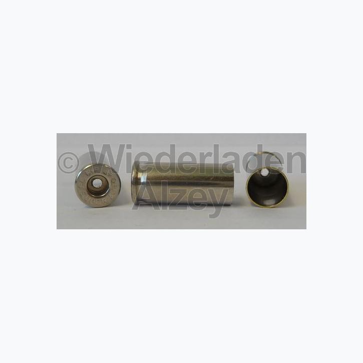 .38 Super Auto+P, Nickel, Remington Hülsen