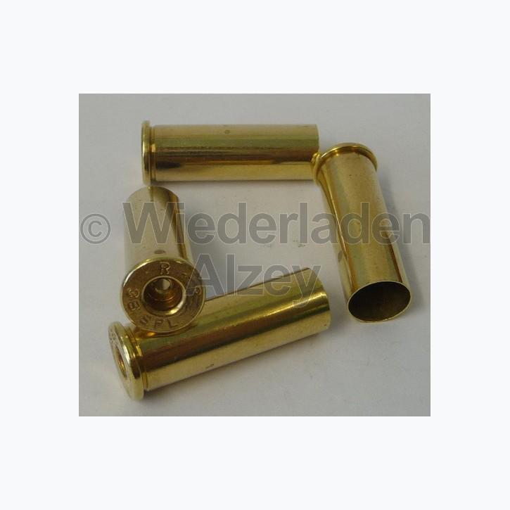 .38 Special, Remington Hülsen