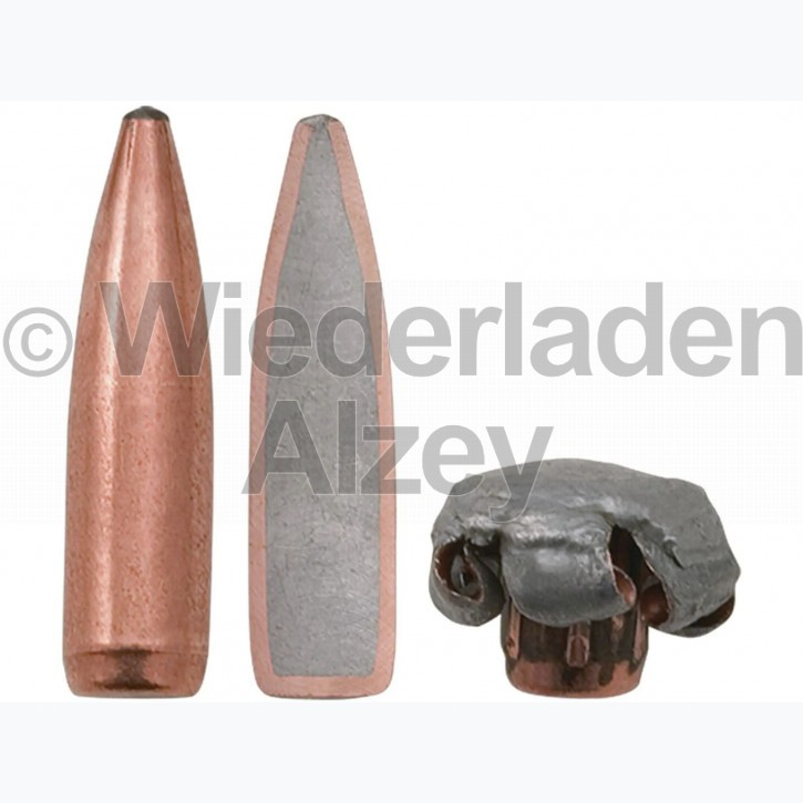 .264, 140 grain, Federal Geschosse, Fusion Rifle, Art.-Nr.: FB264F2