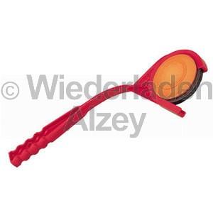 MTM Tontaubenschleuder, Länge 482 mm, Farbe rot, Art.-Nr. EZ3-11-30