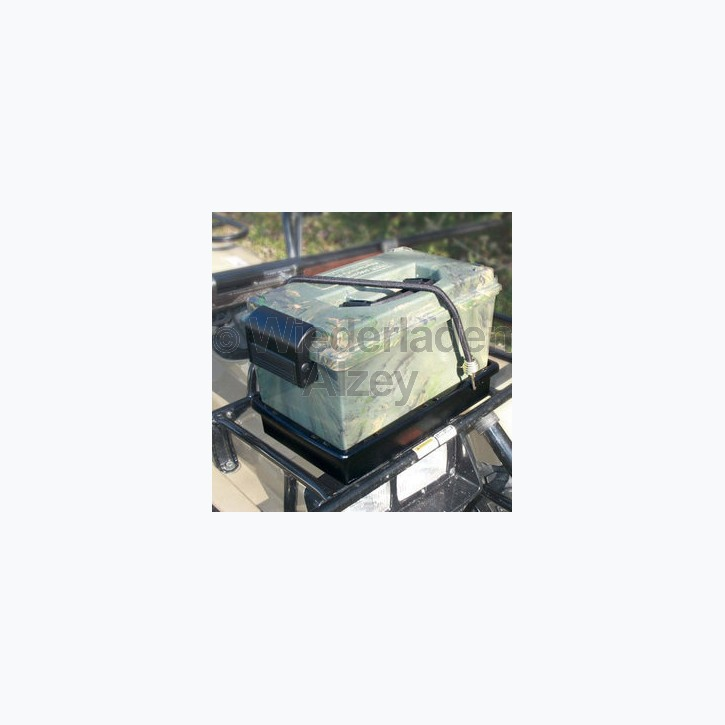 MTM, wasser- und witterungsbeständige Transportbox, Größe 39 x 21,5 x 24 cm, Grün, O-Ring gedichtet, Art.-Nr.: SDB-0-11