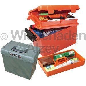 MTM, wasser- und witterungsbeständige Transportbox, Größe 39 x 21,5 x 24 cm, Camo, O-Ring gedichtet, herausnehmbares Innenteil,  Art.-Nr.: SPUD-1-09