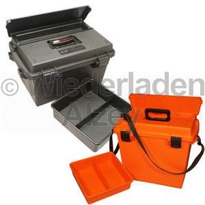 MTM, wasser- und witterungsbeständige Transportbox, Größe 47 x 33 x 25 cm, Camo, O-Ring gedichtet, herausnehmbares Innenteil, Art.-Nr.: SPUD-6-09