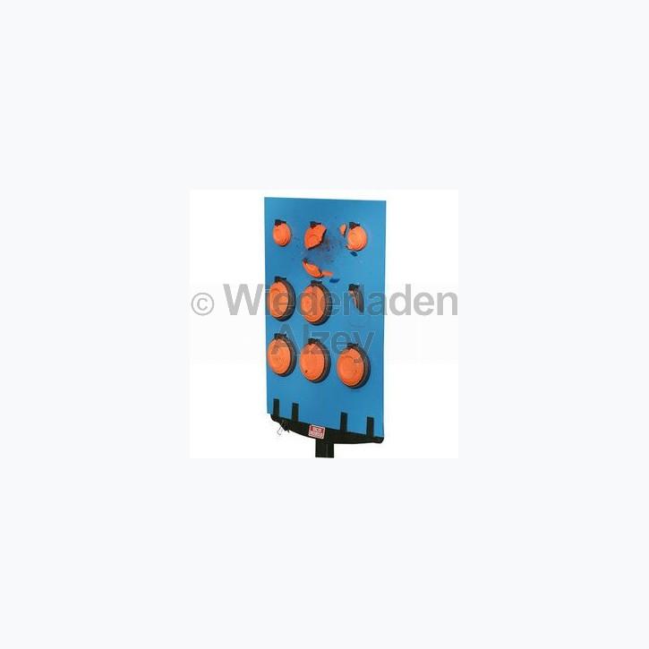 MTM, Zielscheibe für das Tontaubenschiessen, Größe 44 x 58 cm, Farbe Blau, Art.-Nr.: TB-BB