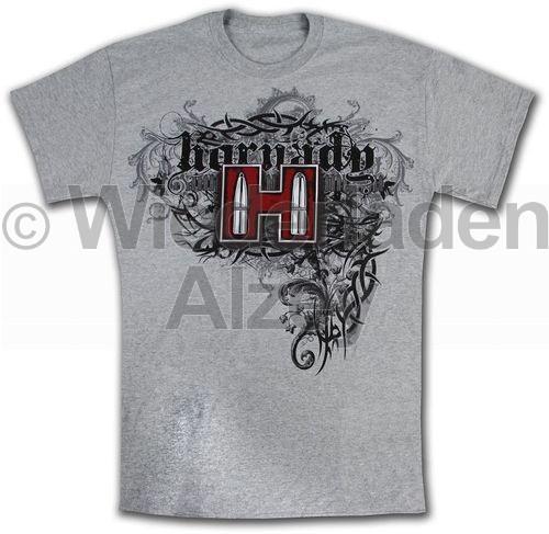 """Hornady T-Shirt  """" H-Loud SST"""" , Größe 2XL, Art.-Nr.: 911151672XL"""