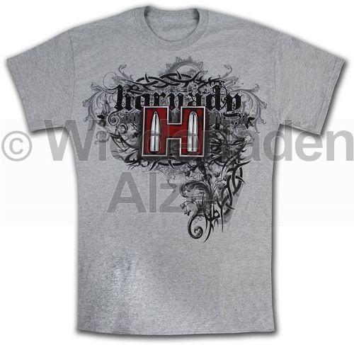 "Hornady T-Shirt  "" H-Loud SST"" , Größe L, Art.-Nr.: 91115167L"