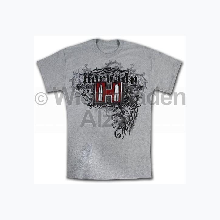 """Hornady T-Shirt  """" H-Loud SST"""" , Größe XL, Art.-Nr.: 91115167XL"""