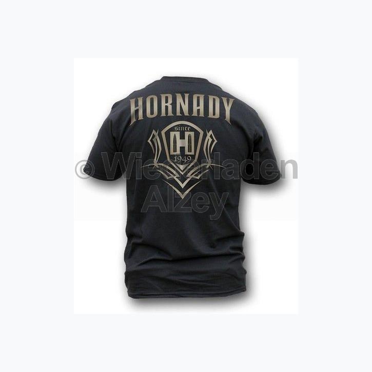 """Hornady T-Shirt  """" THE TRIBE"""" , Größe L, Art.-Nr.: 91115169L"""