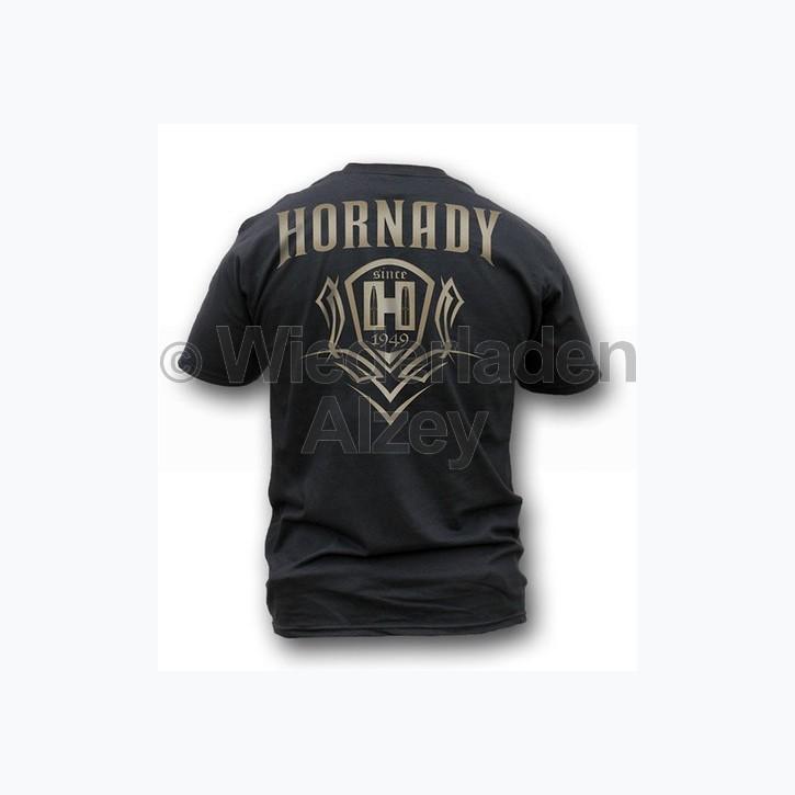 """Hornady T-Shirt  """" THE TRIBE"""" , Größe M, Art.-Nr.: 91115169M"""