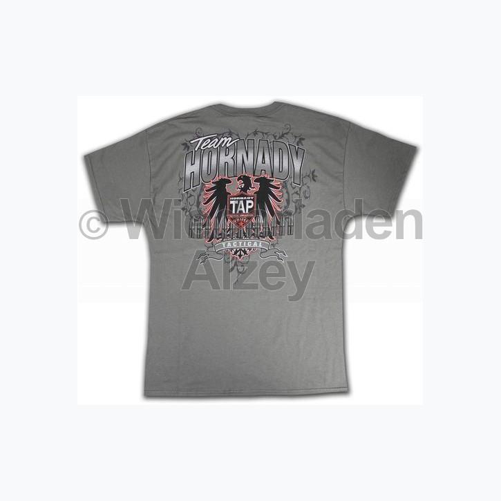 """Hornady T-Shirt  """" Eupo TAP SST"""" , Größe XL, Art.-Nr.: 91115171XL"""