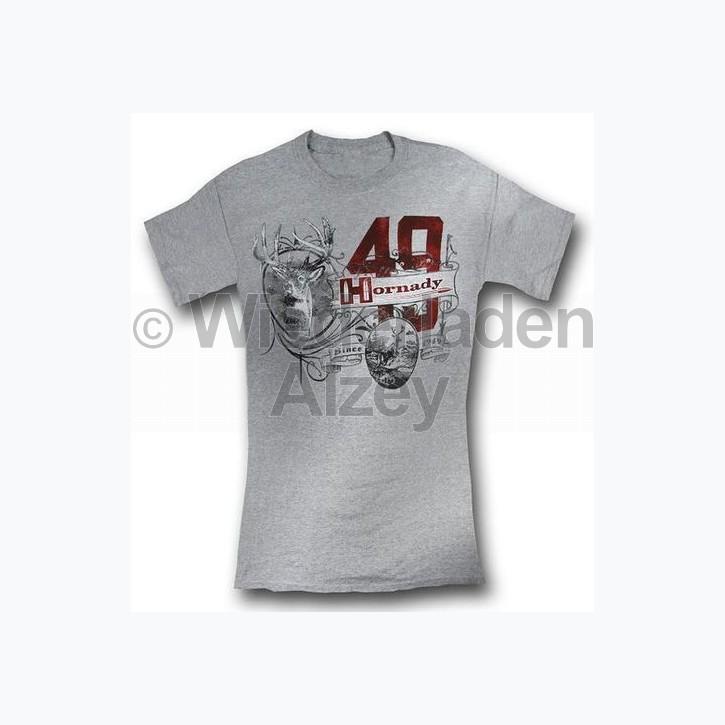 "Hornady T-Shirt  "" STEIN LABEL SST"" , Größe L, Art.-Nr.: 91115172L"