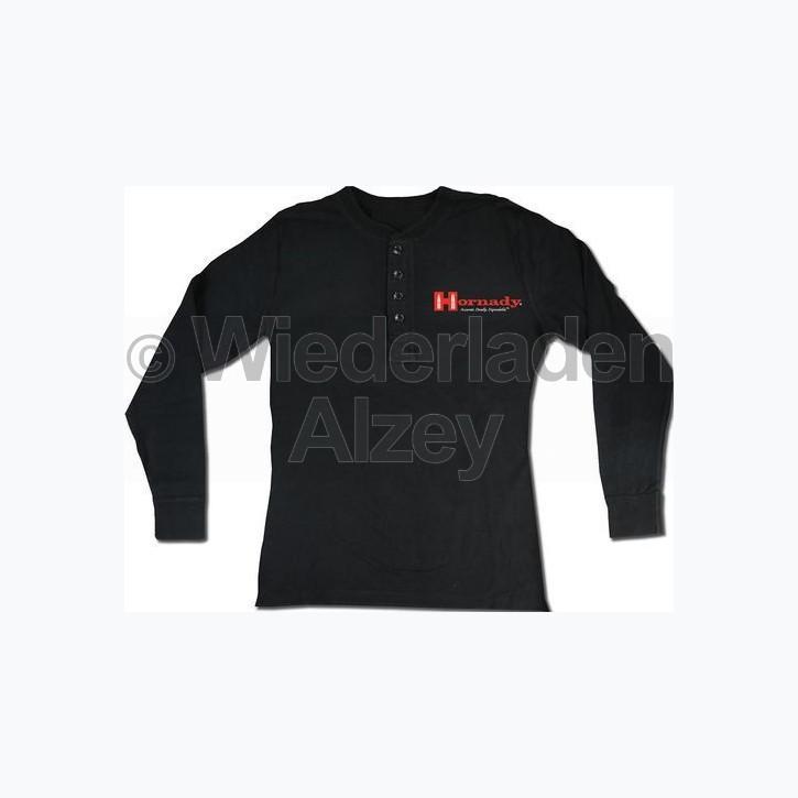 "Hornady Polo-Shirt  "" HENLEY "" , Größe M, Art.-Nr.: 91115174M"