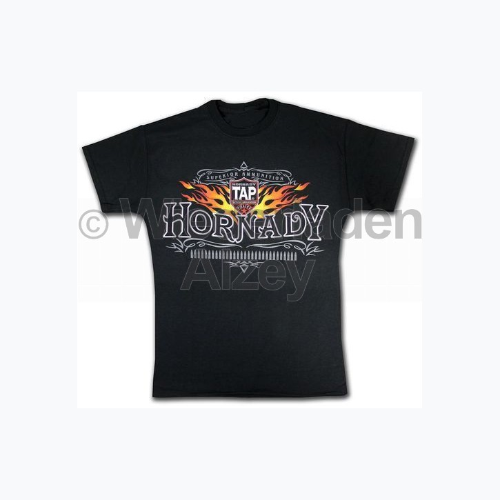 """Hornady T-Shirt  """" FIRE SHIELD """" , Größe 2XL, Art.-Nr.: 911151802XL"""