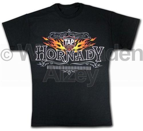"""Hornady T-Shirt  """" FIRE SHIELD """" , Größe M, Art.-Nr.: 91115180M"""