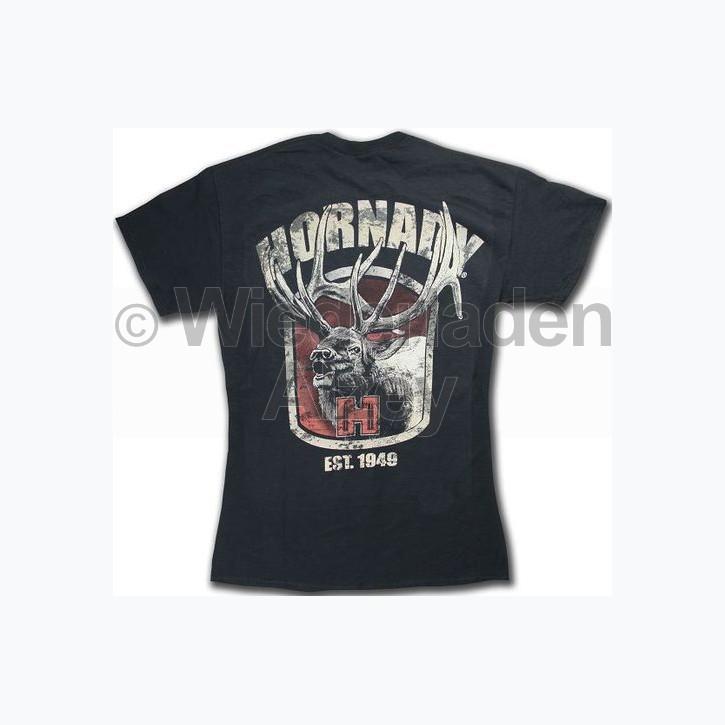 "Hornady T-Shirt  "" ELK RECON SST "" , Größe L, Art.-Nr.: 91115182L"