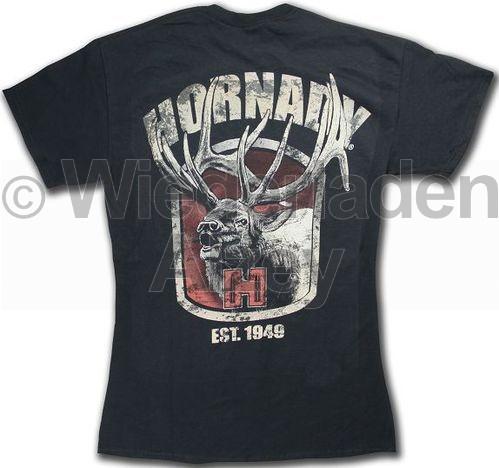 """Hornady T-Shirt  """" ELK RECON SST """" , Größe XL, Art.-Nr.: 91115182XL"""