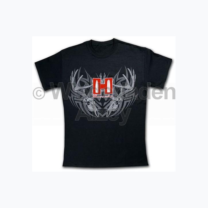 "Hornady T-Shirt  "" TRIBE SST "" , Größe 2XL, Art.-Nr.: 911151852XL"