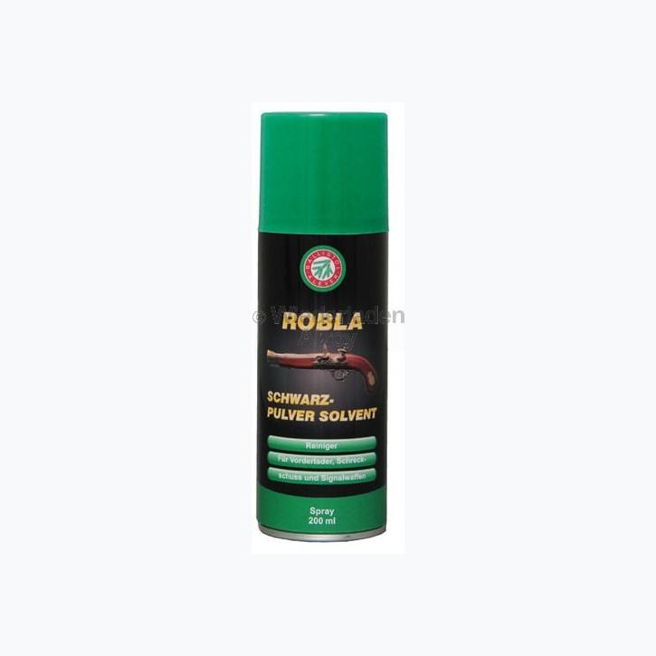 BALLISTOL Robla Schwarzpulver Solvent Spray, Dose mit 200 ml Inhalt