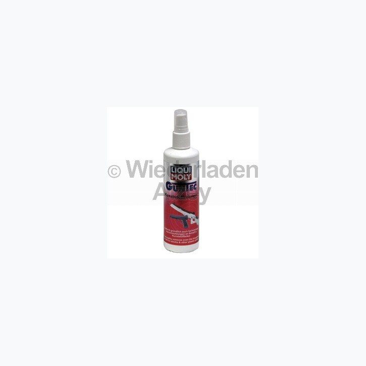 GunTec Kunststoffreiniger, 250 ml.