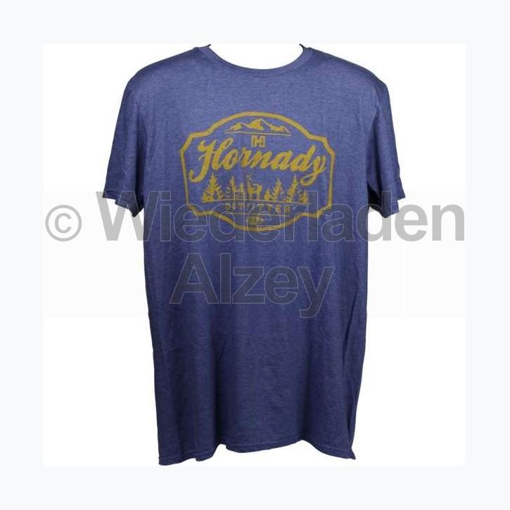"""Hornady  T-Shirt """"Outfitter"""", Größe L, Art.-Nr.: 99693L"""