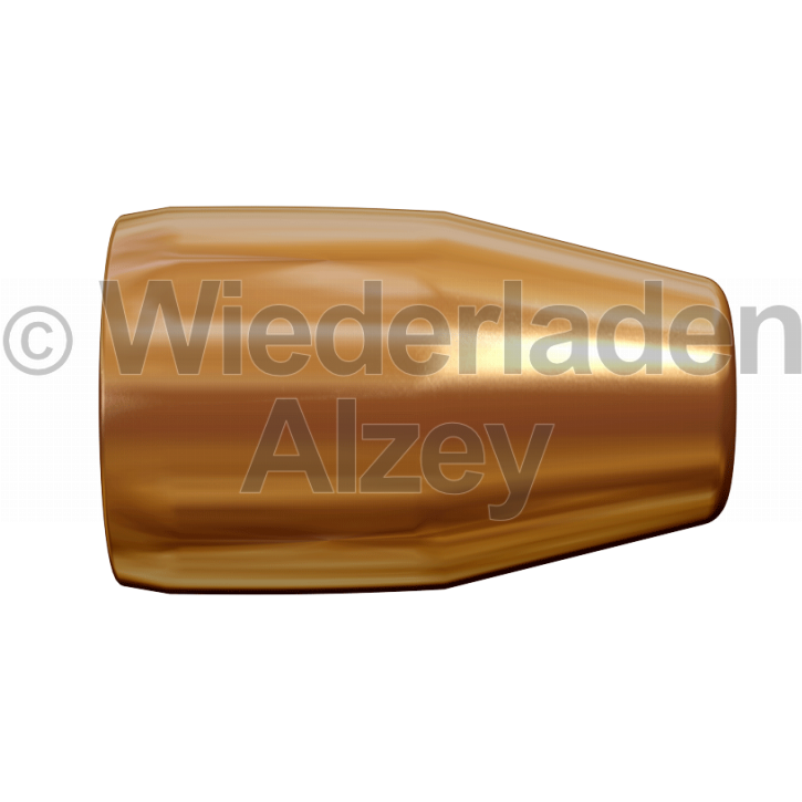 Lapua Geschosse, .355 / 9mm, 123 grain / 8,0 Gramm, FMJ, R381, neutrale Verpackung