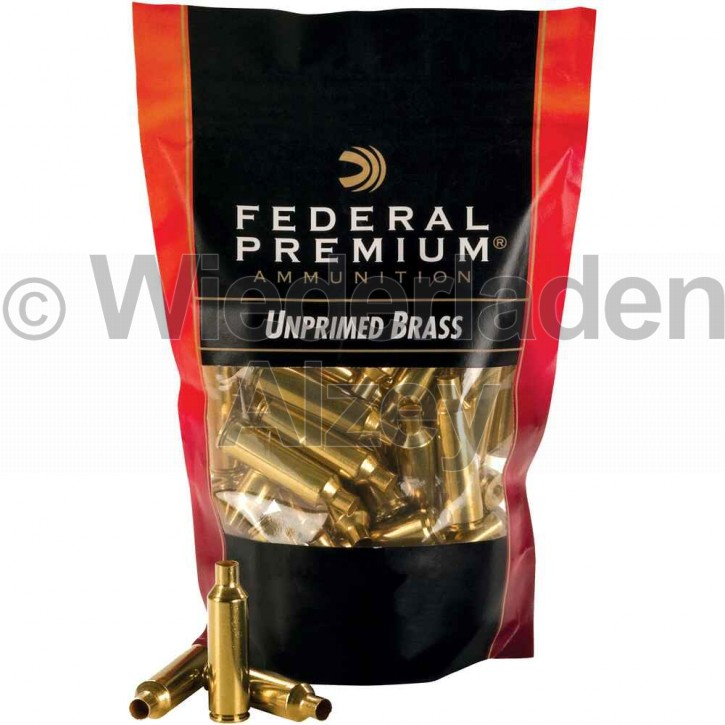 .222 Rem. Federal Hülsen, bereits mit Federal 205, Small Rifle Zündhütchen gezündert, Art.-Nr.: UP222EP
