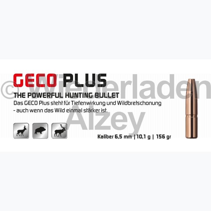 GECO Geschosse, .264, 156 grain, 10,1 g, Plus
