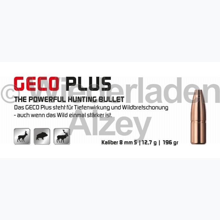 GECO Geschosse, .323, 196 grain, 12,7 g, Plus